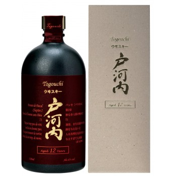TOGOUCHI JAPANESE 12Y 40%