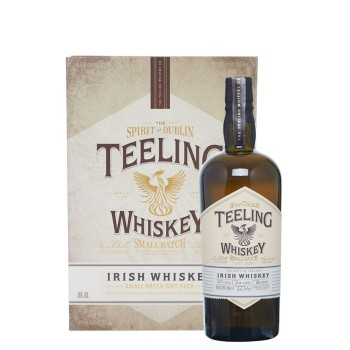 Teeling Small Batch +2 szklanki