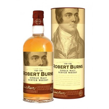 ROBERT BURNS MALT 43% 0,7L
