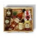 Zestaw świąteczny wytrawny z whisky szkocką