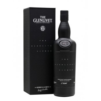 THE GLENLIVET CIPHER 0,70L 48%