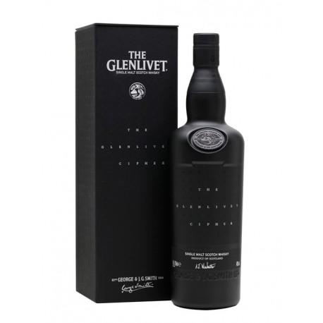 THE GLENLIVET CIPHER 0,70L 48%