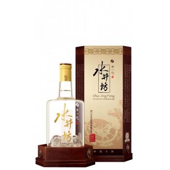 SHUI JING FANG WELLBAY BAIJIU 52% 0,5l