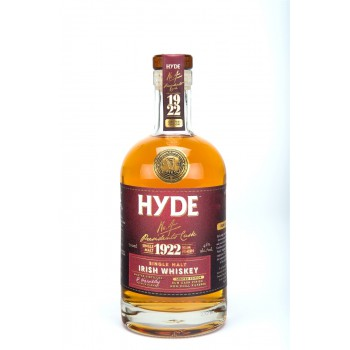 HYDE NO.4 6Y RUM FINISH 46% 0,7L