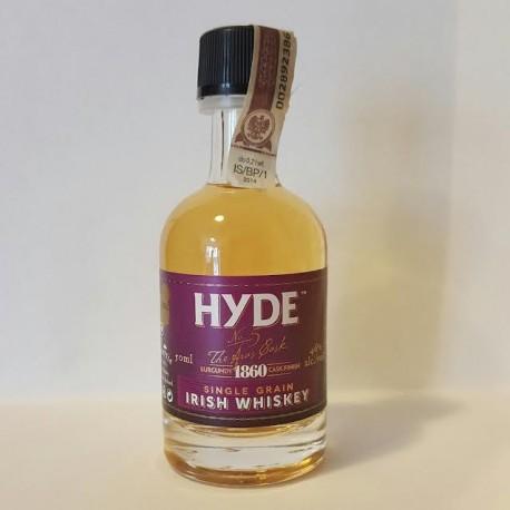 HYDE NO.5 1860 BURGUNDY 46% 0,05L