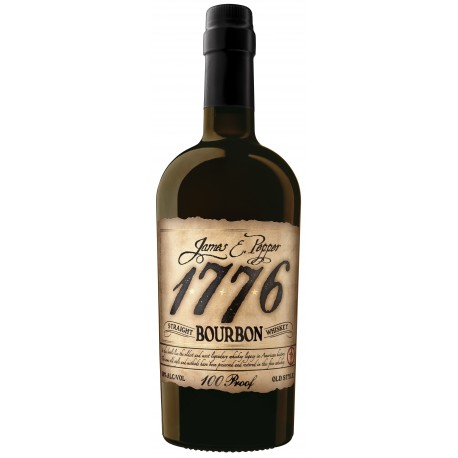 Bourbon 1776 James E. Pepper Rye 50% 0.7L