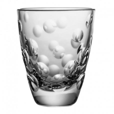 Kryształowe kieliszki do wódki - 6szt - zdobione