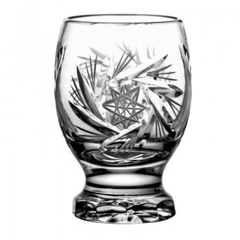 Kieliszki kryształowe do wódki 50ml