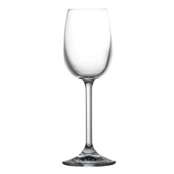 Kryształowe kieliszki do wina - 6szt - delikatny