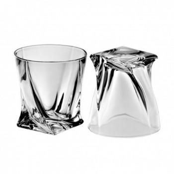 Kryształowe szklanki do whisky - 6szt