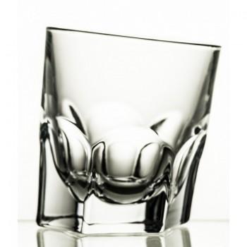Kryształowe szklanki do whisky - 6szt - lowball