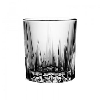 Szklanki kryształowe do whisky - 6szt