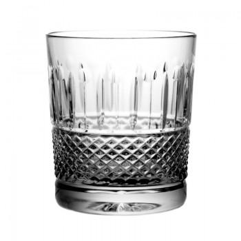 Kryształowe szklanki do whisky