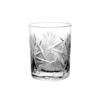 Szklanki Kryształowe do whisky 180ml