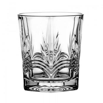 Szklanki Kryształowe do whisky 380ml