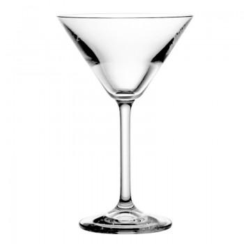 Kieliszki kryształowedo martini - 6szt