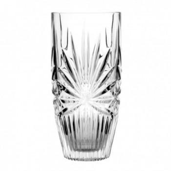 Kryształowe szklanki long drink 380ml