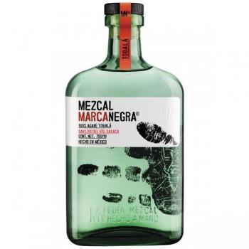 MEZCAL MARCA NEGRA TOBALA 49,4% 0,7L
