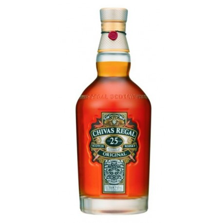 Chivas Regal 25 YO 0.7l