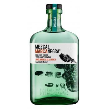 MEZCAL MARCA NEGRA DOBADAN 48% 0,7L