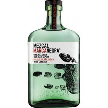 MEZCAL MARCA NEGRA ESPADIN 50,2% 0,7L