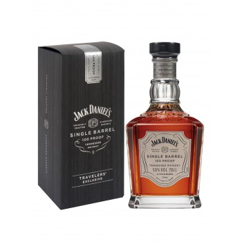 Jack Daniels Single Barrel 100 proof 50%