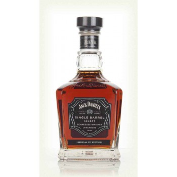 Jack Daniels Single Barrel  LMDW 60Y 0,7L