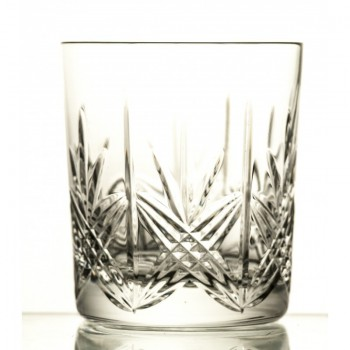 Szklanki kryształowe do whisky 280ml