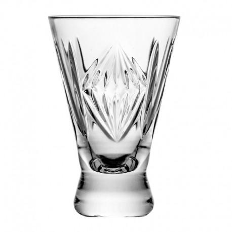 Kryształowe kieliszki do wódki 6szt