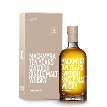Mackmyra Ten Years 64,10%