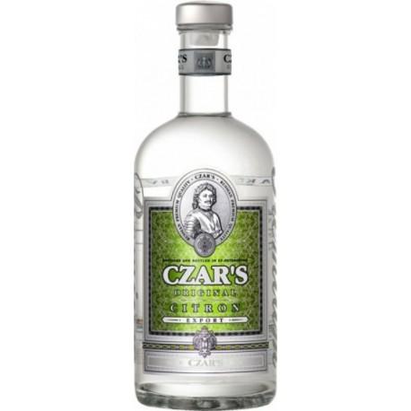 Czar's Original Citron 0,7l 40%