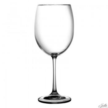 Klasyczne kieliszki do wina - 6 sztuk