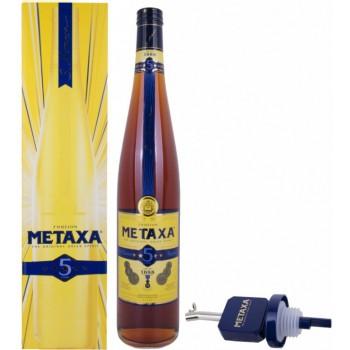 Metaxa 5* 3l