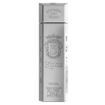 3 Kilos Silver Vodka