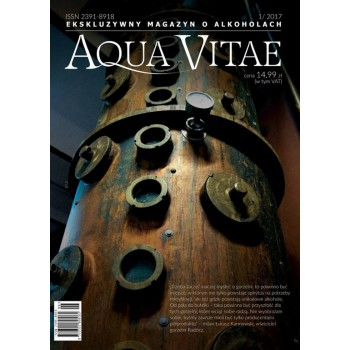 AQUA VITAE Ekskluzywny Magazyn o Alkoholach 1/2017