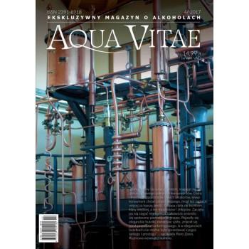 AQUA VITAE Ekskluzywny Magazyn o Alkoholach 4/2017