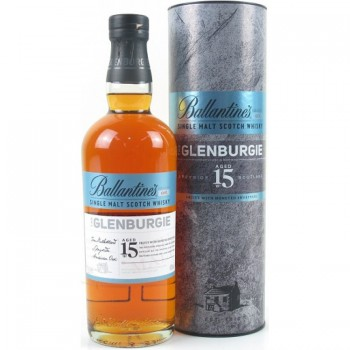 Ballantine's The Glenburgie 15-letni 40% 0,7l