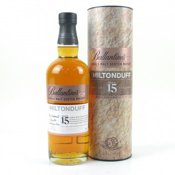 Ballantine's The Miltonduff 15YO 0,7l