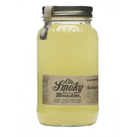 Ole Smoky Lemon Drop 32,5% 0,05l