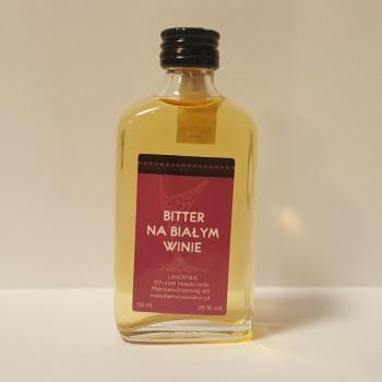 Bitter na białym winie 25% 0,05l