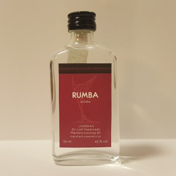 Rumba wódka 45% 0,05l