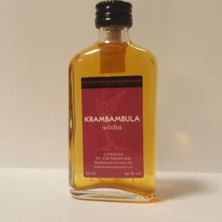 Krambambula wódka 40% 0,05l