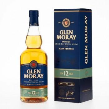 Glen Moray 12 Years Old 40% 0,7 l