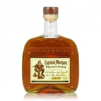 Captain Morgan Private Stock Rum 1L