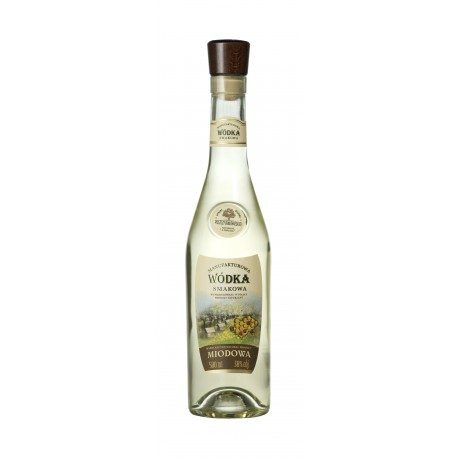 Manufakturowa Wódka - Miodowa 0,5l 38%
