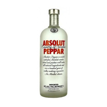 Absolut Peppar 1L 40%