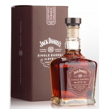 Jack Daniels Single Barrel Rye 47%