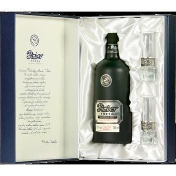 Bimber Vodka Ancient Technology Limitowana edycja o mocy 50%