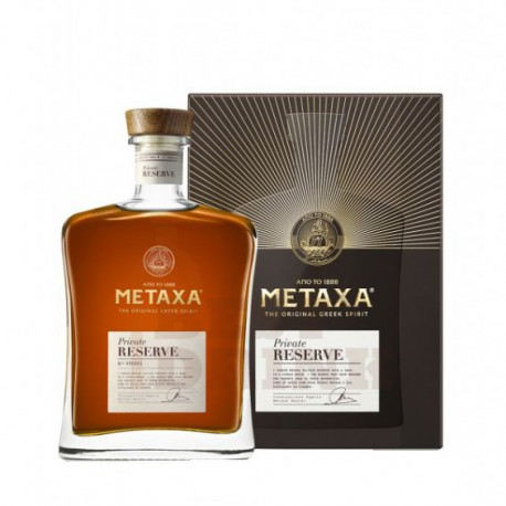 Metaxa Private Reserve 40% 0,7L