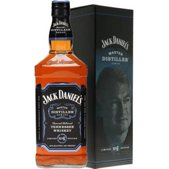 Jack Daniels Master Distiller Limited Edition No.6